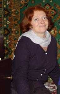 Татьяна Стернейчук - руководитель отдела работы с пожилыми людьми.